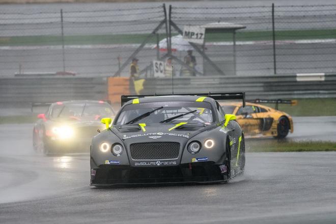 (3) 賓利絕對車隊7號賽車