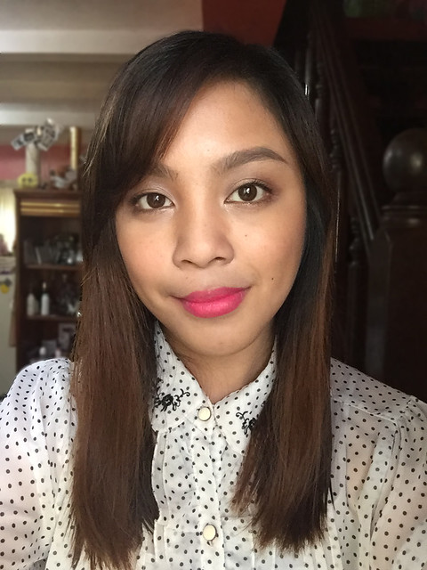 Patty Villegas - The Lifestyle Wanderer - Maybelline - Color Sensational - Vivid Matte Lipstick - Vivid 6