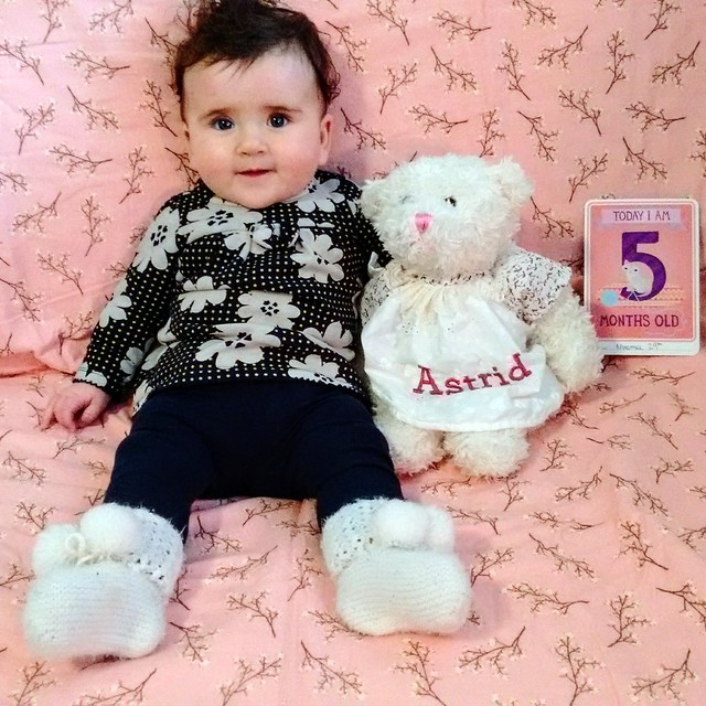 5 Month Birthday