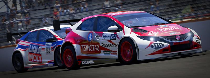 VTCC Spec Series 10 - #5 Zengo Motorsports Honda Civic WTCC 31000120211_0403f07004_c