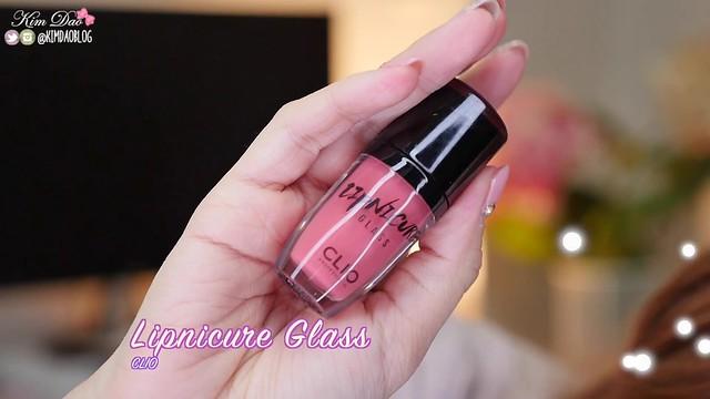 Clio Lipnicure Glass Kim Dao