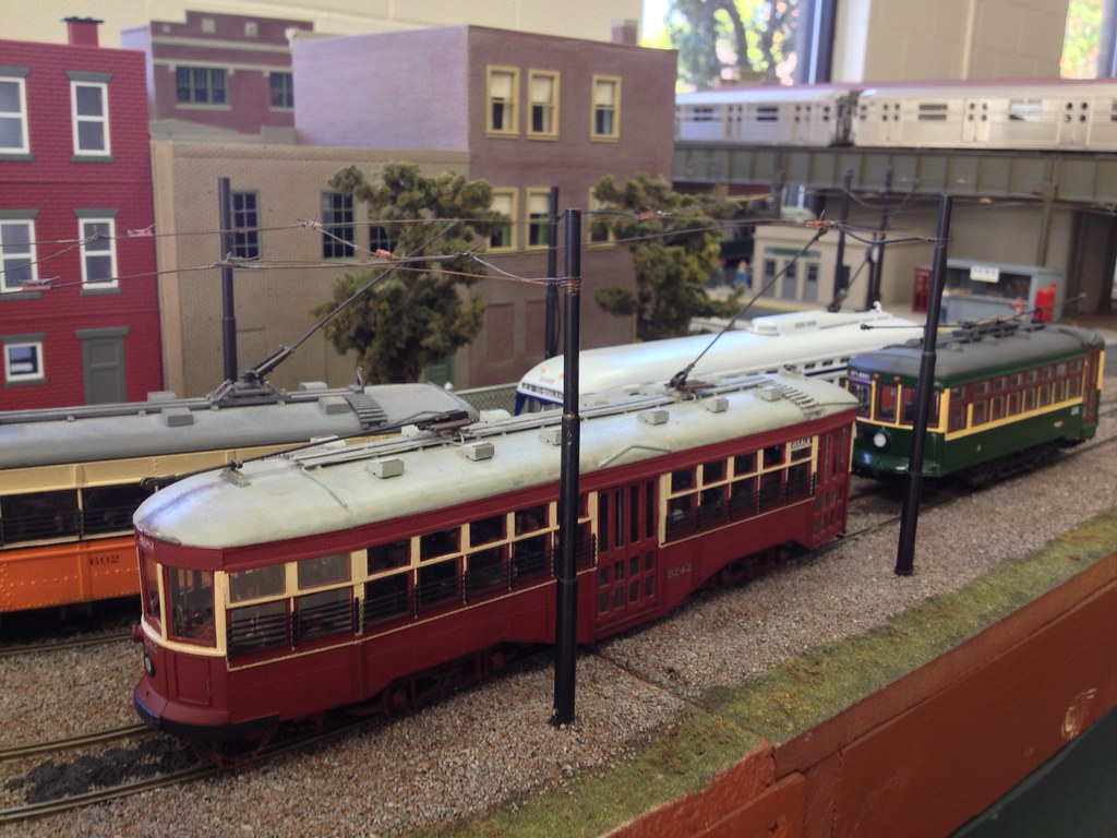 The Fall 2016 Mass Transit & Trolley Modelers' Convention