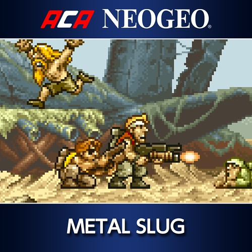 Arcade Archives Neo Geo Metal Slug