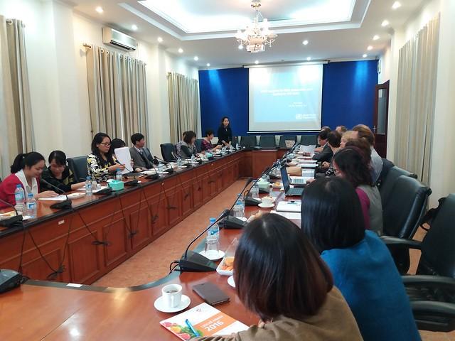 Hội nghị bàn tròn về phát triển HĐTL tại Việt Nam