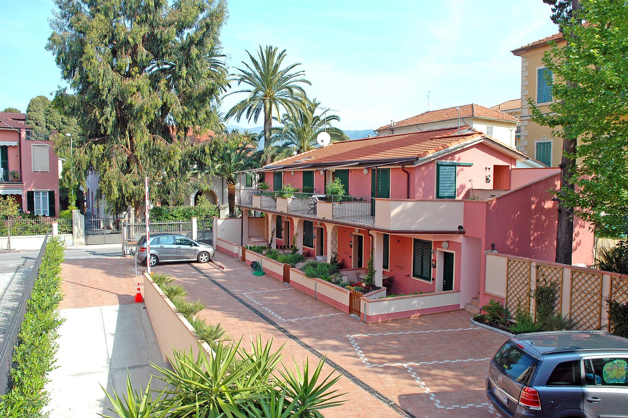 Appartamenti in affitto a Diano Marina sulla spiaggia con piscina
