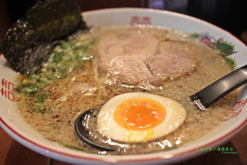 道樂屋台-士林美食-日本人在台灣的手推車拉麵 (12)