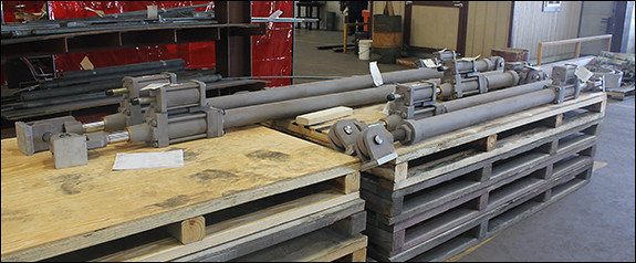 Hydraulic Snubbers for an Ammonia Plant in Louisiana