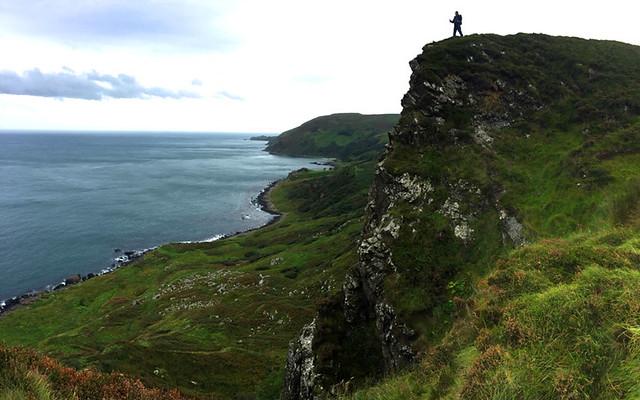 AGM Torr Head Hike, Northern Ireland