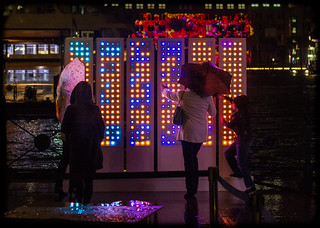 Vivid Sydney 2013: Installation 9: Chromatic Motions | by Craig Jewell Photography