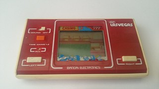 1980's Hand Held Electronic Games