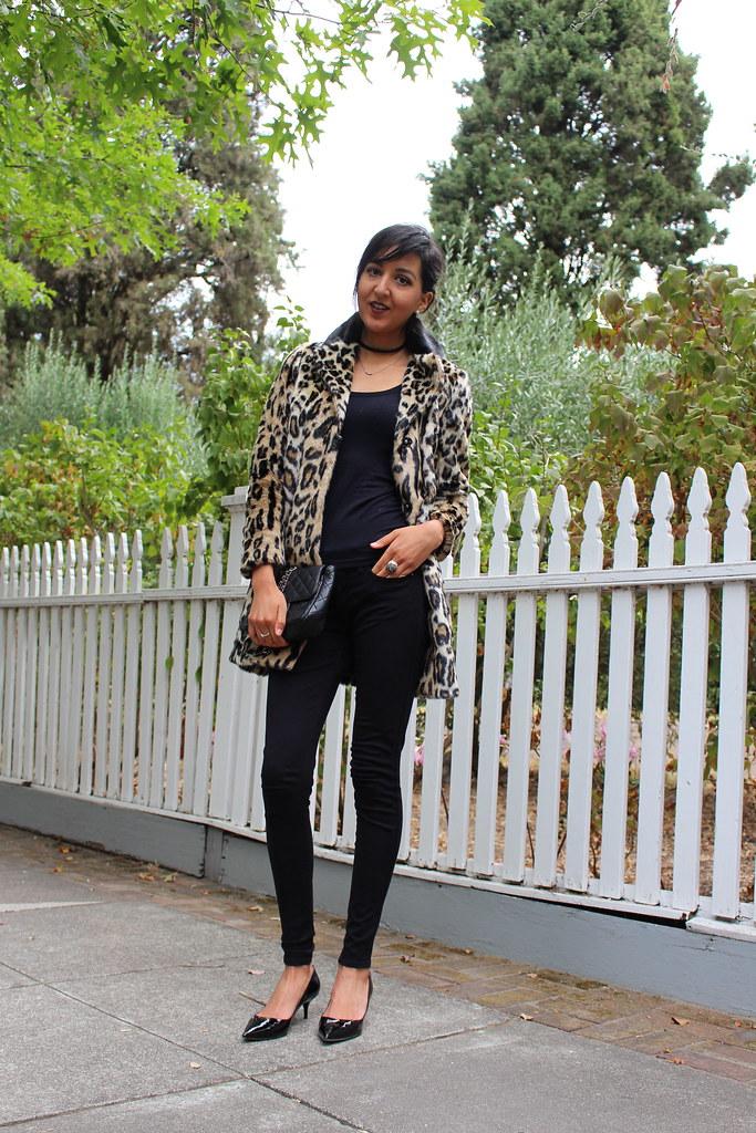 Leopard Print Coat 5