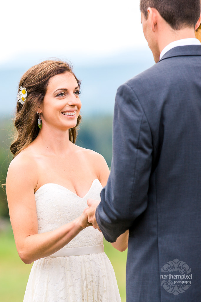 Wedding Ceremony - Smithers BC