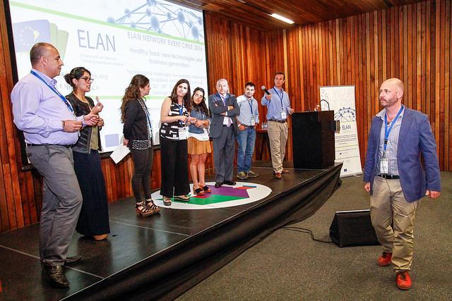 """ELAN Network 2016: """"Alimentos saludables: Nuevas tecnologías y generación de negocios"""""""