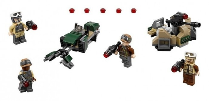 how to make star wars rogue one lego