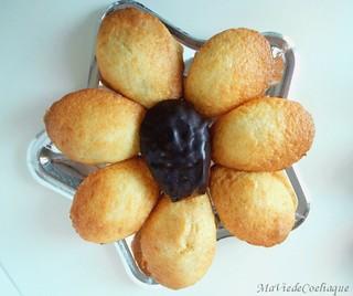madeleine au citron madeleine à la vanille sans gluten