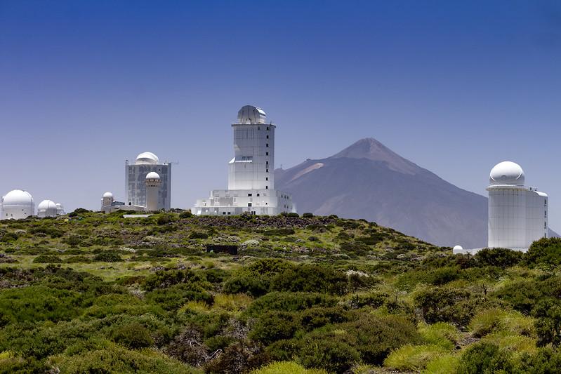 Mount Teide Astrophysics Observatory - Tenerife