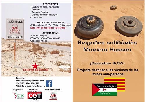 Brigades Solidàries Maríem Hassan 1