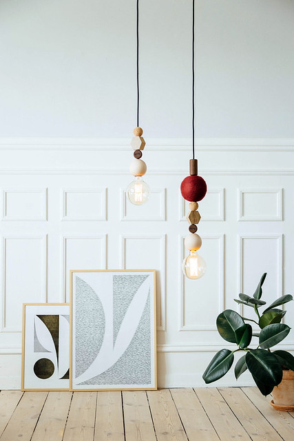 Modular pendant lighting by Jakob Forum Sundeno_01