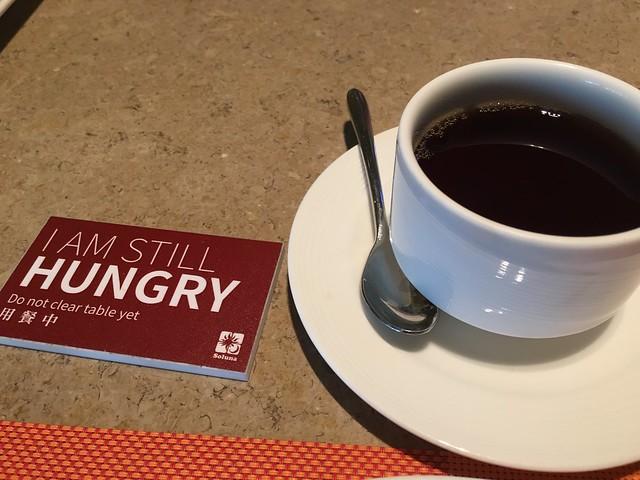I AM STILL HUNGRY 用餐中@台中日月千禧酒店