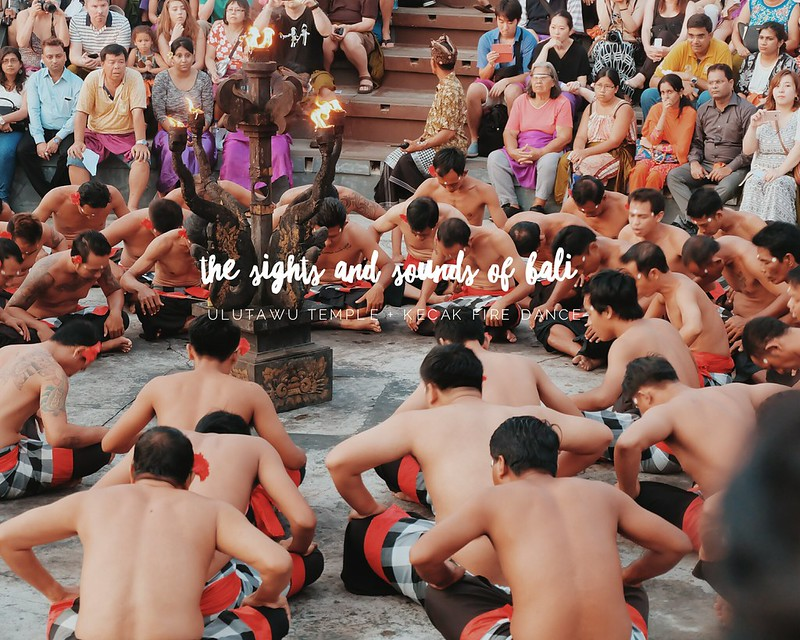 Ulutawu Temple + Kecak Fire Dance