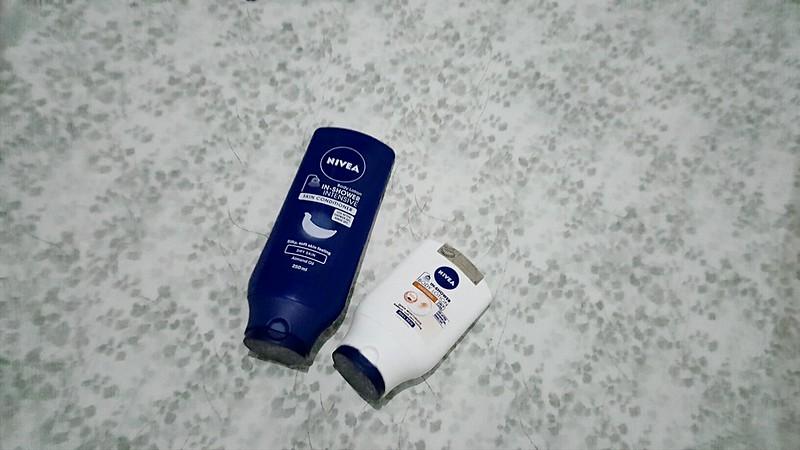 Nivea In Shower Body Wash