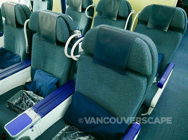 ANA Premium Economy-Haneda Lounge-1