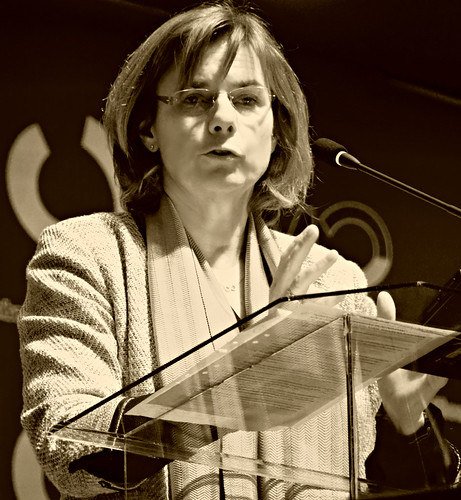 Isabella Lovin, Swedish Minister for International Development Cooperation