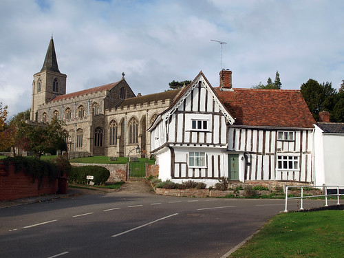 St Nicholas & Old Moot House