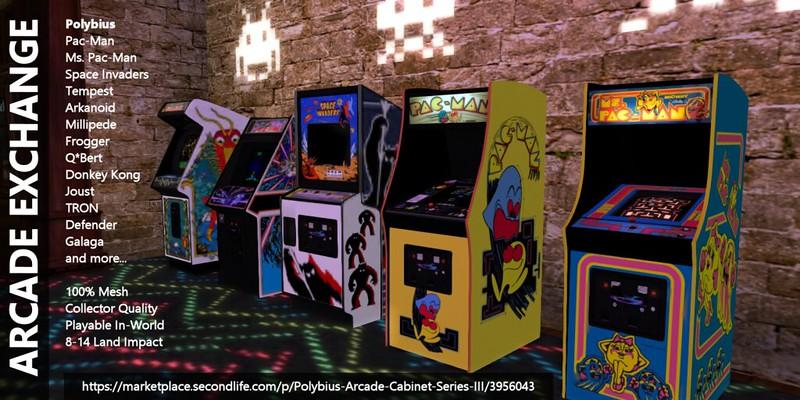 Arcade Exchange Promo 2016