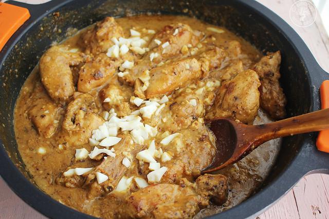 Pollo en pepitoria www.cocinandoentreolivos.com (13)
