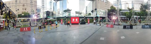 UA Run Crew Manila launch