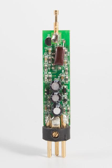 Behringer C-2 PCB Top