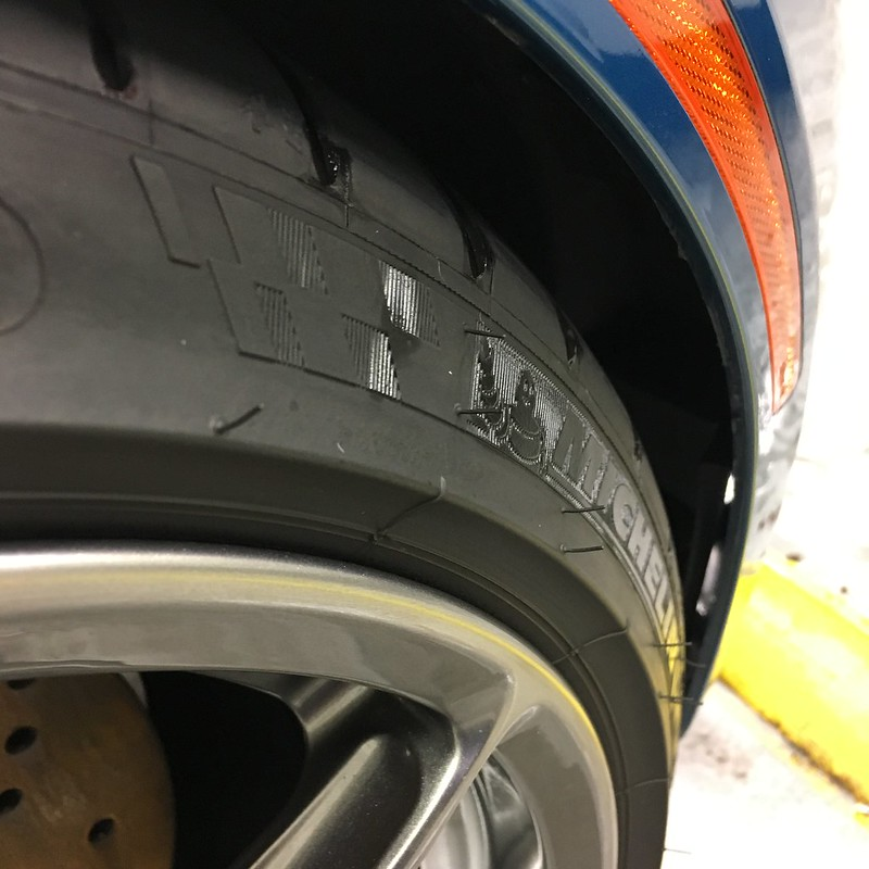 Quick Tip: Removing the rubber nibs off your tires