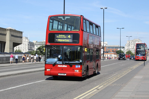 Metroline VP491 LK03GNF