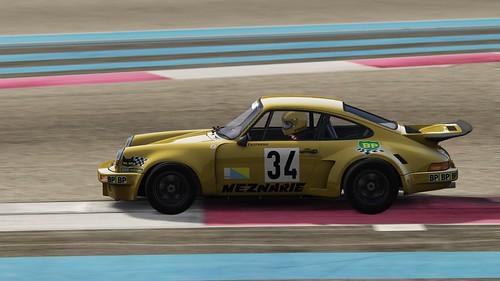 Porsche 911 Carrera RSR - Meznarie - Hubert Striebig - 4h du Mans 1974 (5)