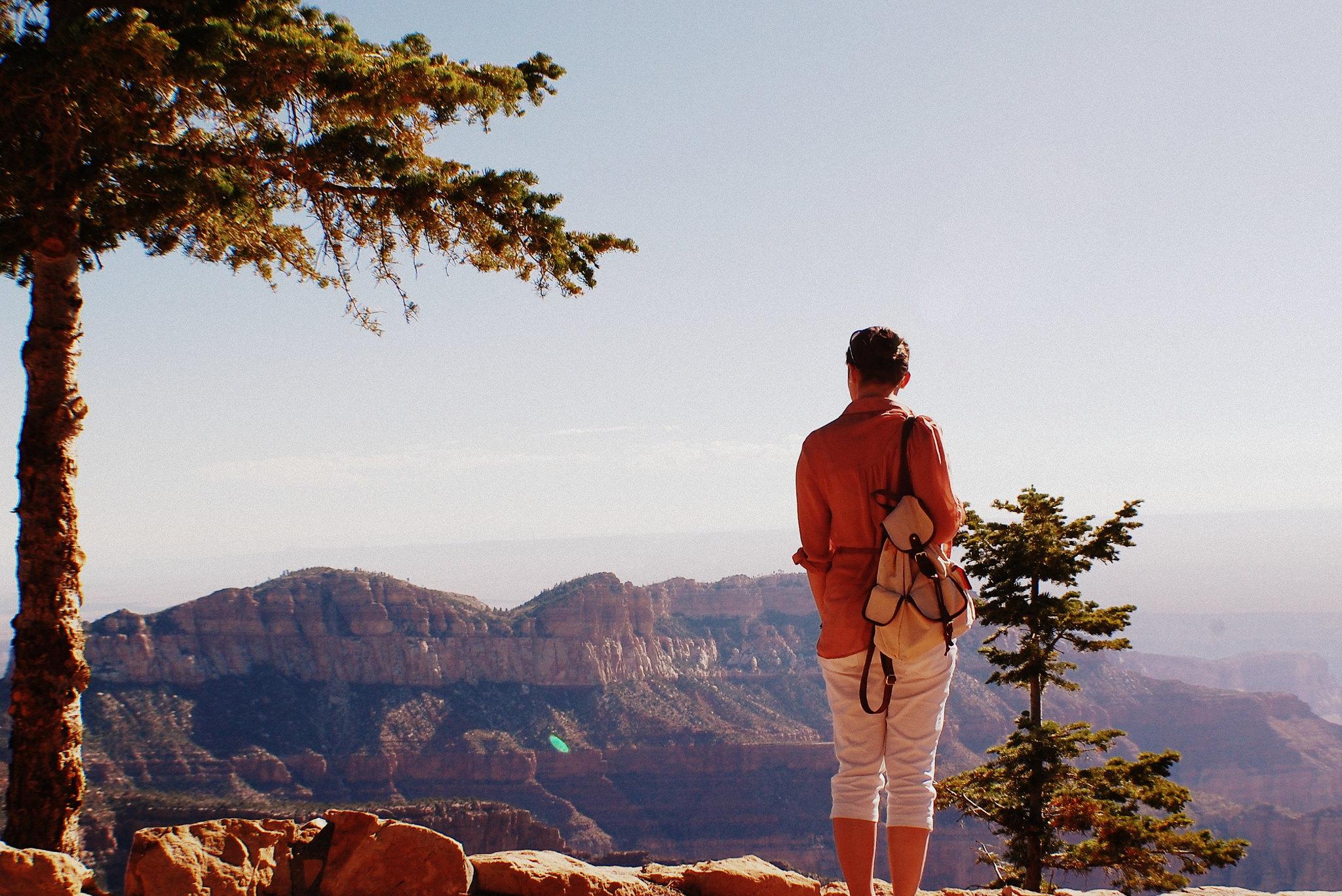 Grand Canyon Arizona UK travel blogger