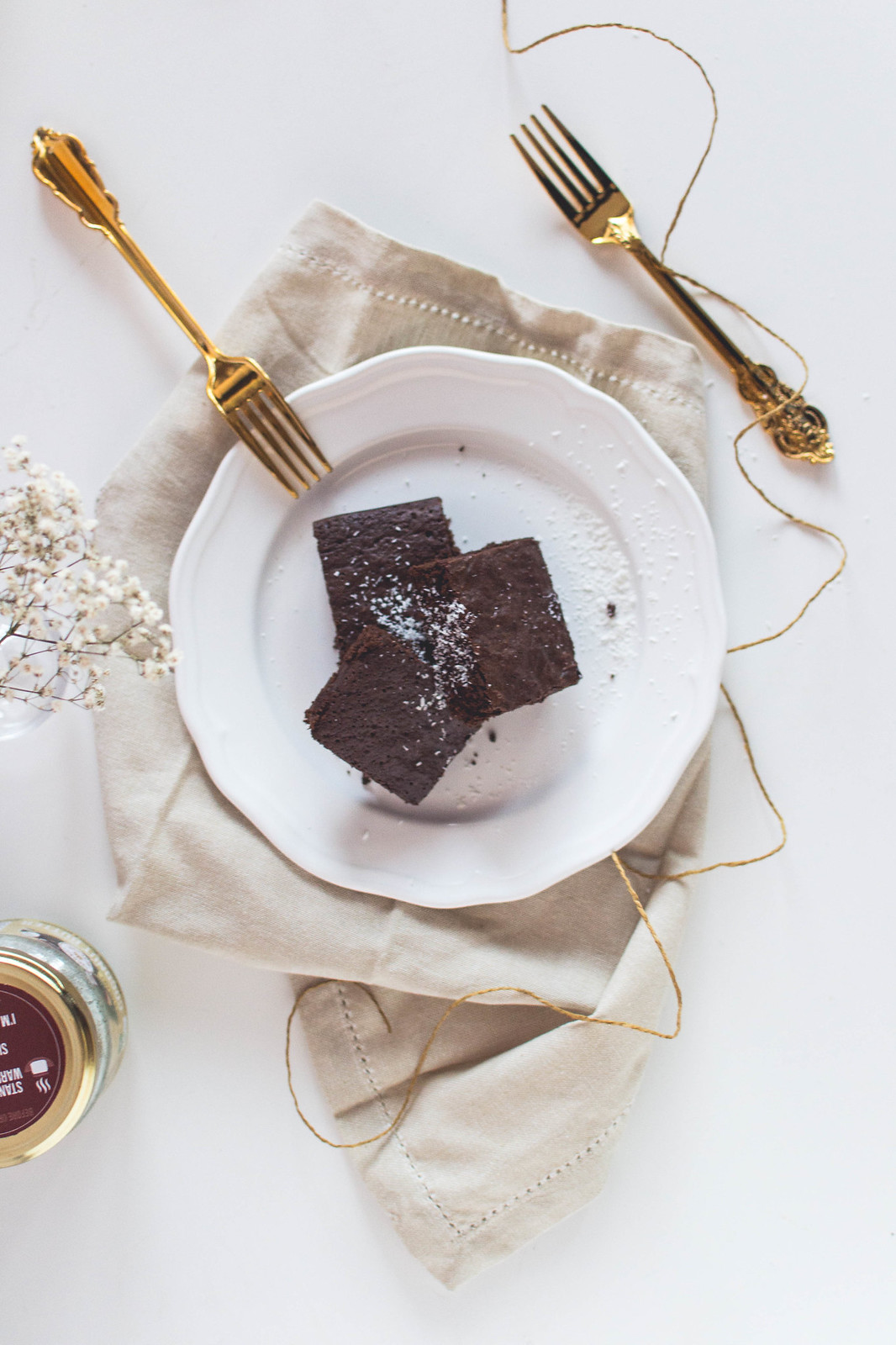 How to make indulgent but healthy brownies!