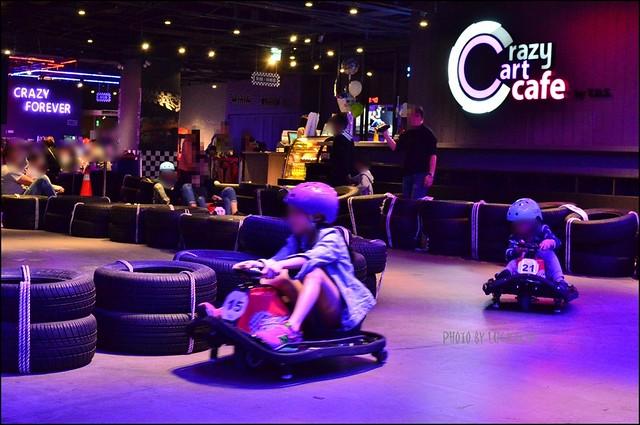 Crazy cart cafe內湖甩尾卡丁車012