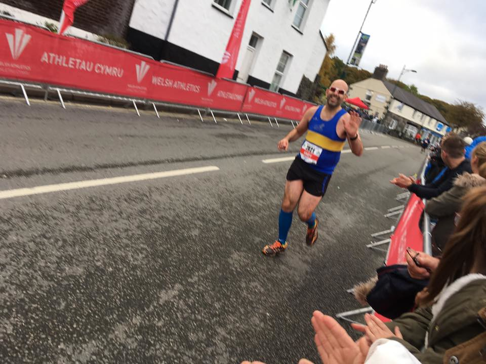 2016 Snowdonia marathon (photos by Fiona)