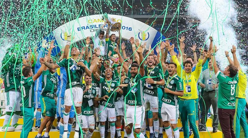 Palmeiras Campeão Brasileiro de 2016