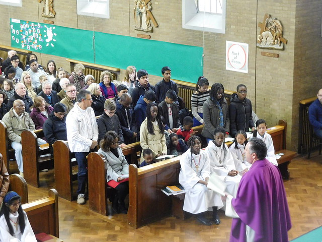 Confirmation Enrolment Mass - 27th November 2016
