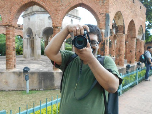 Sujay - During Wiki Loves Monuments 2016, Kalna, West Bengal India