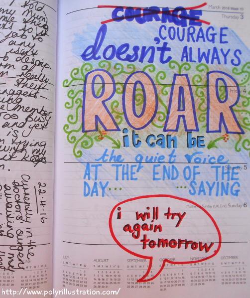 Embodiment Journal - Roar