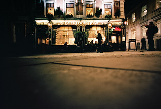 low down in charing cross | by lomokev