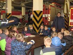 2016 - Družina - 5. oddělení - U hasičů v KM 15.11
