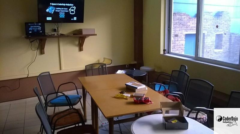061116 - Fourth Arduino Workshop