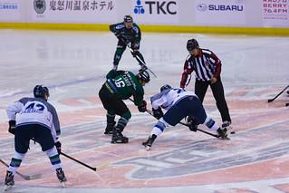 [2016/12/4] IceBucks 3-2(OVT) Free Blades