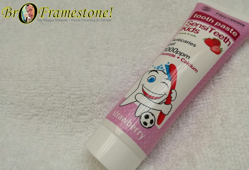 SensiTeeth Kids - Frezyderm