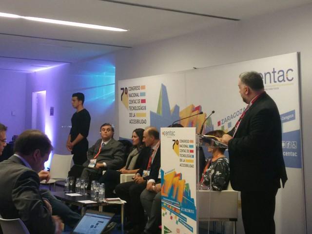 7º Congreso Nacional de Tecnologías de Accesibilidad (Noviembre de 2016)