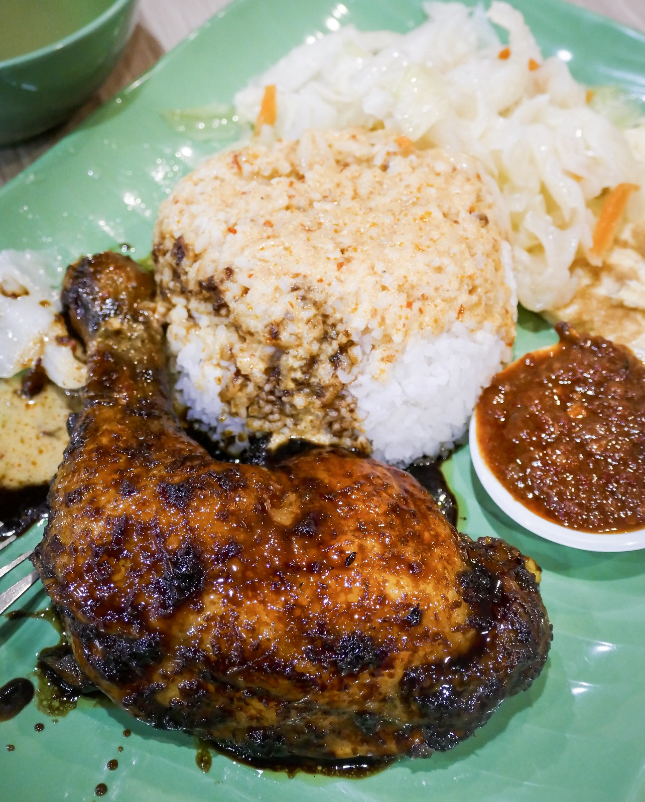 Orchard Road: Indonesian BBQ